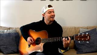 """""""Best Shot"""" by Jimmie Allen - Cover by Timothy Baker Video"""