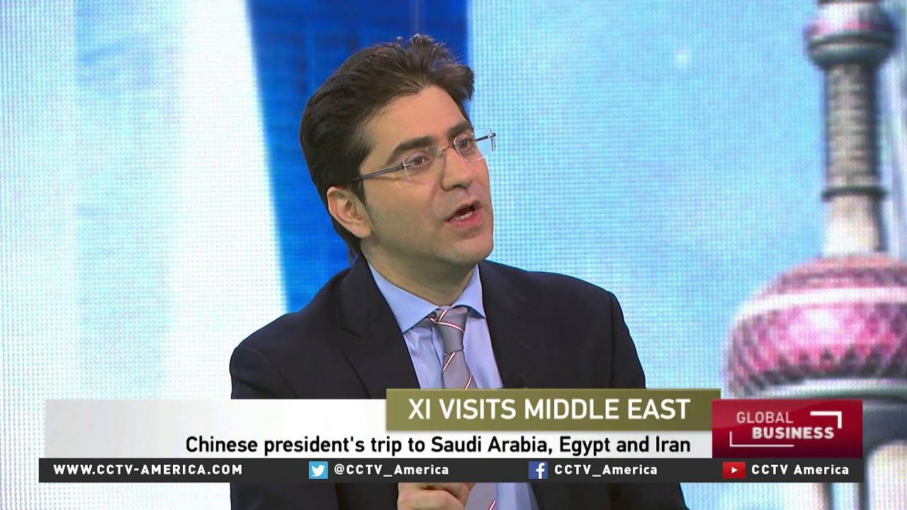 China-Saudi Arabia growing economic ties - YouTube