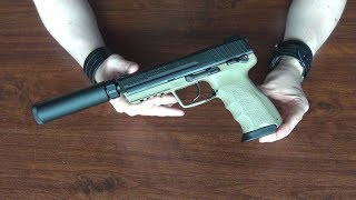 (Airsoft) Unboxing the HK45 Tactical Tokyo Marui