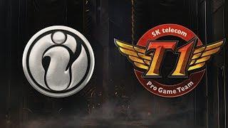 MSI 2019: Fase de Grupos - Dia 2 | Invictus Gaming x SK telecom T1 (11/05/2019)