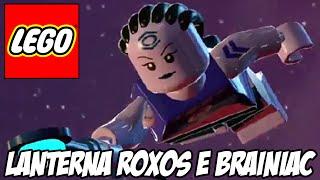 Lego Batman 3 - Lanterna ROXO e o plano de Brainiac