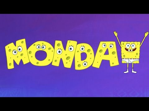 SpongeBob: Sponge Out of Water - Thank Gosh It's Monday