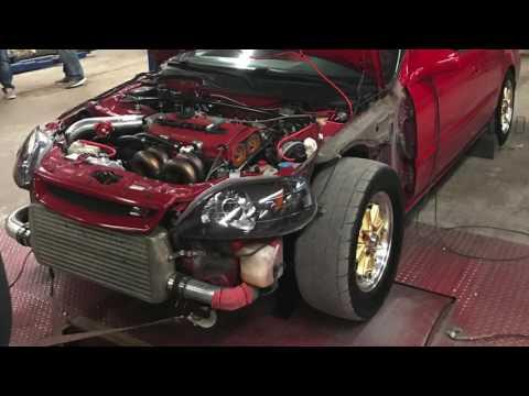 B series turbo Ek 837whp