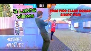 Free Fire Clash Squad Short Film Wings and Wolves with eng-subtitle