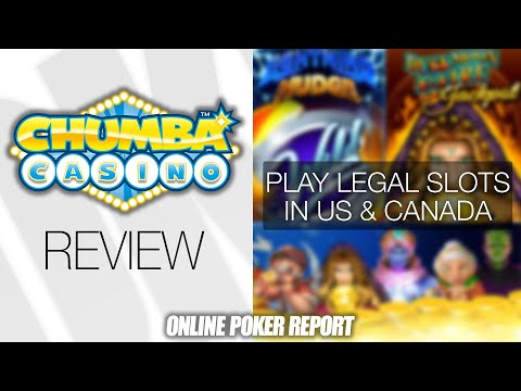 Chumba Casino Review & Fast Facts | Get Free Sweeps Cash | No Deposit Bonus | Win Real Cash Prizes