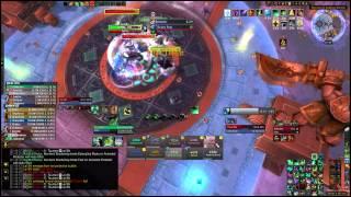 The Machine vs Heroic: Lei Shi (10-man) - Monk Mistweaver PoV