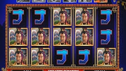 Emperor's Gold Slot - 33 Free Games!