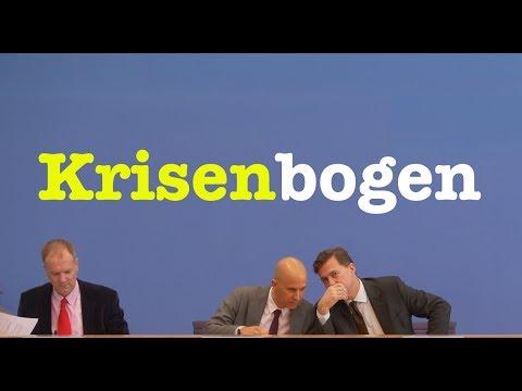 5. November 2018 - Bundespressekonferenz - RegPK