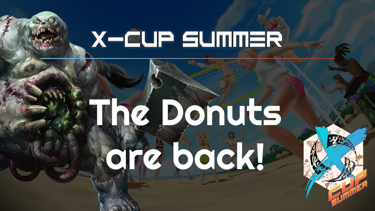 Donuts vs. Cow Attack - XCup Q4 - Heroes of the Storm 2021