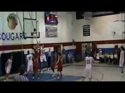 Aleksa Lukic - Crenshaw Christian Basketball