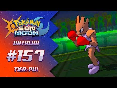 Pokémon Sun & Moon - Batalha Competitiva #157: Shark VS Lucas | Smogon PU