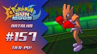 Pokémon Sun & Moon - Batalha Competitiva #157: Shark VS Lucas   Smogon PU