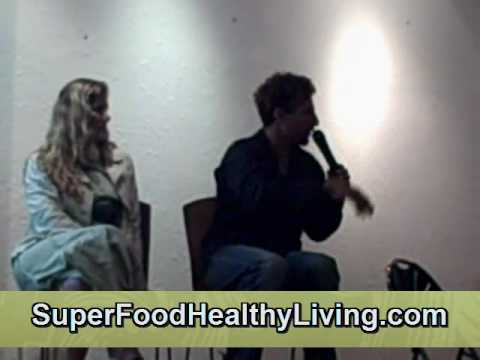 What is Organic Farming and David Wolfe