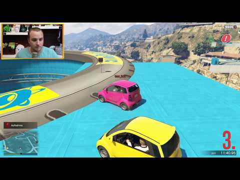 ULTIMATIVER PANTO TROLL PARCOUR (GTA 5 Online)