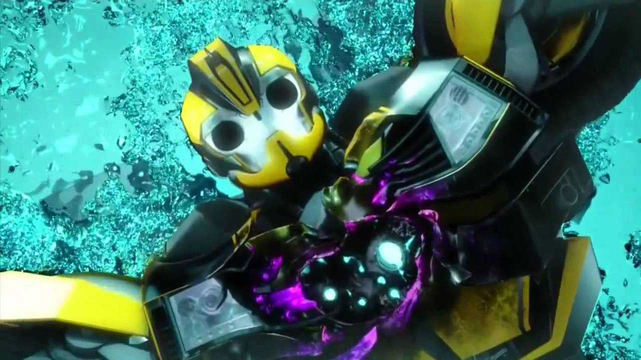 bumblebee death on transformers prime last episode youtube