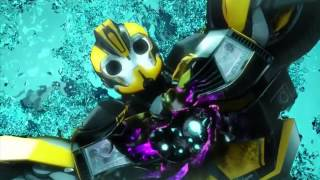 Bumblebee death on Transformers Prime last episode!