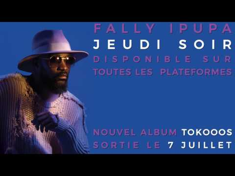 Fally Ipupa - Jeudi soir (Audio officiel)