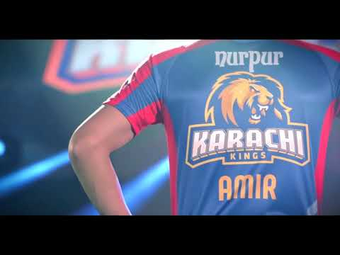 KARACHI KINGS OFFICIAL ANTHEM BY SHAZAD ROY