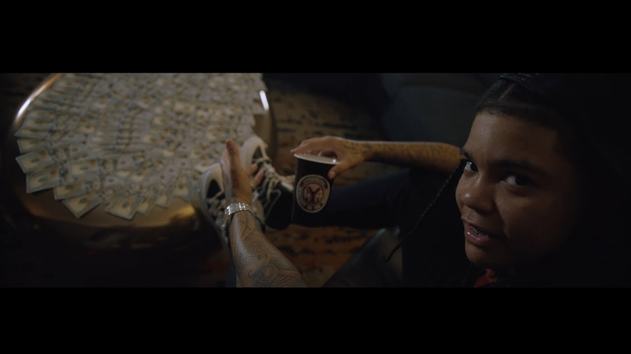 "Young M.A ""Bleed"" (Official Music Video) #1"