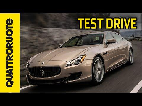 Maserati Quattroporte GTS: l