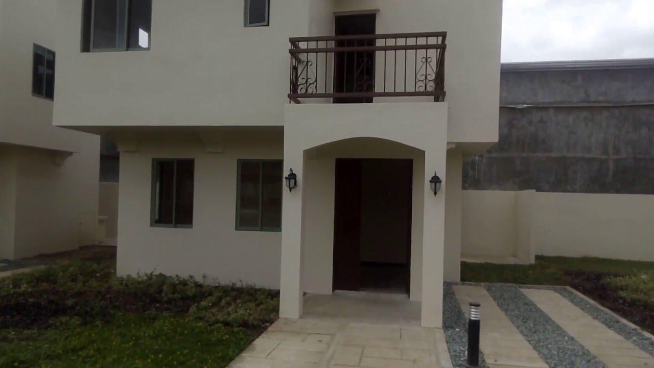 house and lot for sale in santo tomas batangas terrazza de sto