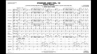Stadium Jams Vol. 13 (Video Games) arranged by Paul Murtha