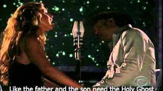 I Need You - Tim McGraw & Faith Hill - Fashion Rocks 2006 (Subtitulada)