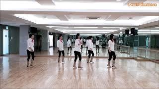 MY SON Line Dance (High Beginner - Swing [R&B Soul])