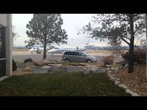 Carra Riley gives a video review of The Perfect Landing in Centennial, Colorado