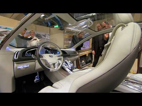 Volvo S60 Concept - The Full Story Part 2 of 3