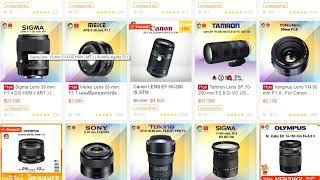 ใช้ Olympus หรือ Panasonic ชอบท่องเที่ยว street อยากได้เลนส์ ในราคา คุ้มค่า คุ้มราคา คือ ?