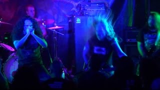 AVULSED - Live in Athens (Greece) 9.nov.2014 @ 4th BOS Deathfest [Full Show]