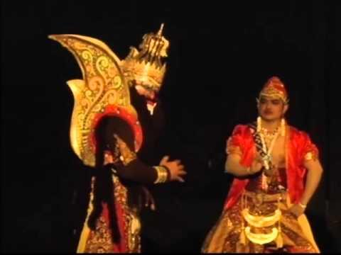 Kresna Duta  3/6  Wayang Orang Sriwedari
