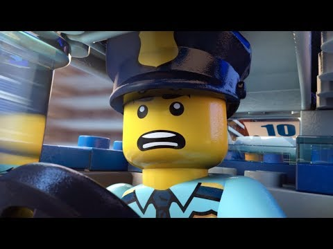 LEGO City Police Films & Mini Movies 2018 Compilation   Fun Animation Videos for Kids