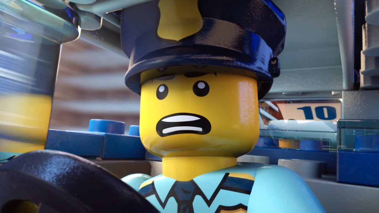 Lego City Police Films Mini Movies 2018 Compilation Fun