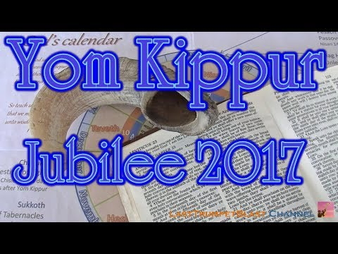 Yom Kippur - Jubilee 2017