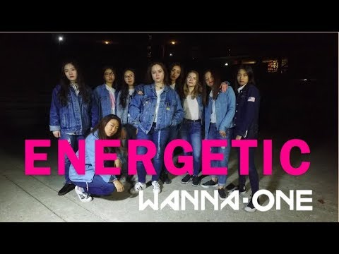 [DANCE COVER] WANNA ONE (워너원) - Energetic (에너제틱)