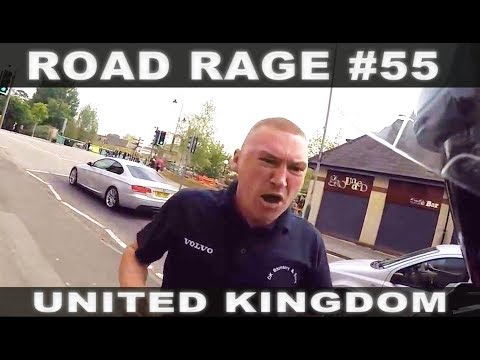 ROAD RAGE #55 UK (UNITED KINGDOM) / BAD DRIVERS UK