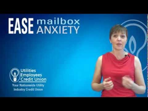 Utilities Employees Credit Union >> Ease Mailbox Anxiety Utilities Employees Credit Union