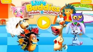 Спа салон Больница для Животных Лечим зверей вместе с Best KIds Apps игровой мульфильм