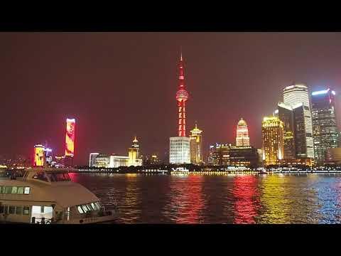 Touring Shanghai