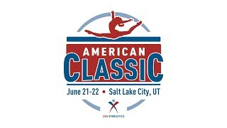 2019 American Classic - Session 1 - Juniors