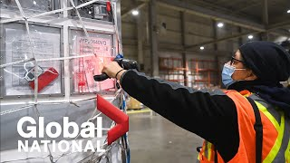 Global National: March 24, 2021 | Uncertainty for Canada's COVID-19 vaccine supply