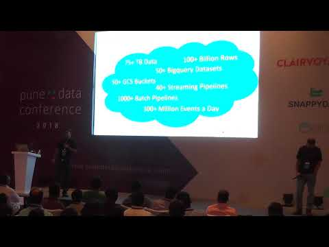 Data Engineering with Google Cloud - Pune Data Conference 2018