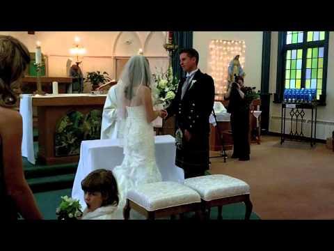 Andrew cooper wedding