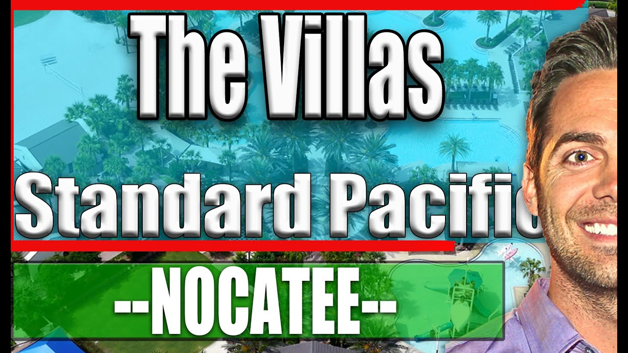 Villas At Nocatee Video Tour By Standard Pacific Homes