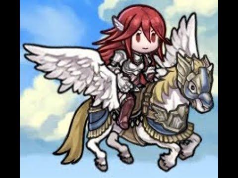 Fire Emblem Heroes ~ More like Flier...