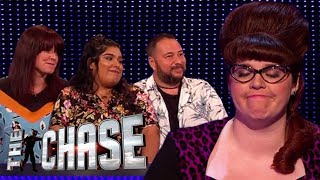 The Chase | Kate, Mayanka and Darren