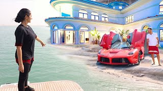 Dubai Billionaire $80 Million Private Island Tour !!!