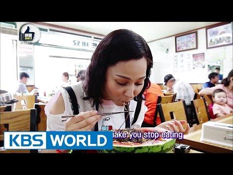 Megan's real Korea - Subak Naengmyun [Battle Likes]